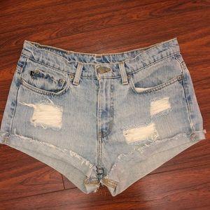 Ralph Lauren Jean shorts